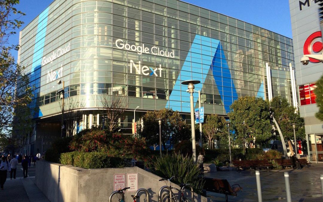 Il Piano di Google per fare affari con Cloud e 5G