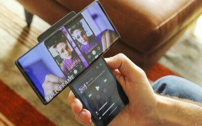 Smartphone Wing: LG comunica l'arrivo del nuovo cellulare